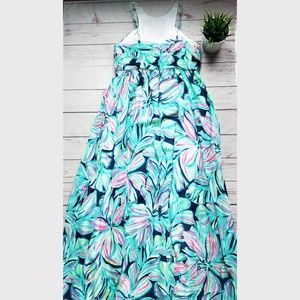 ab4bd4868f7869 Lilly Pulitzer Dresses - NWT LILLY PULITZER Lannette Embellished Maxi Dress